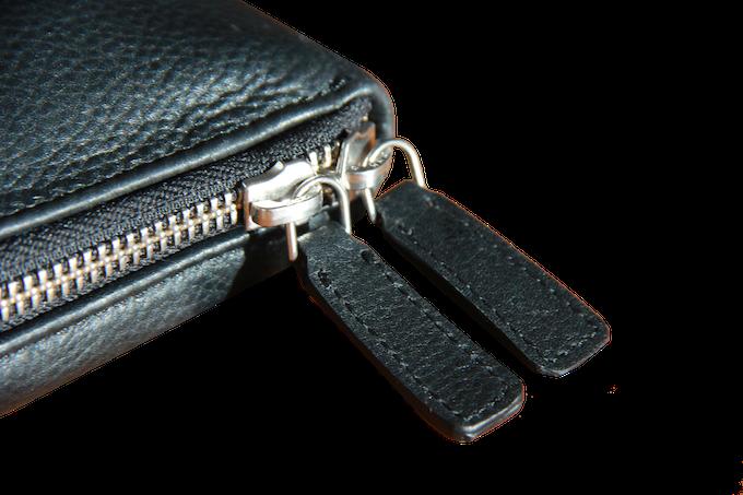 Highest quality YKK zipper