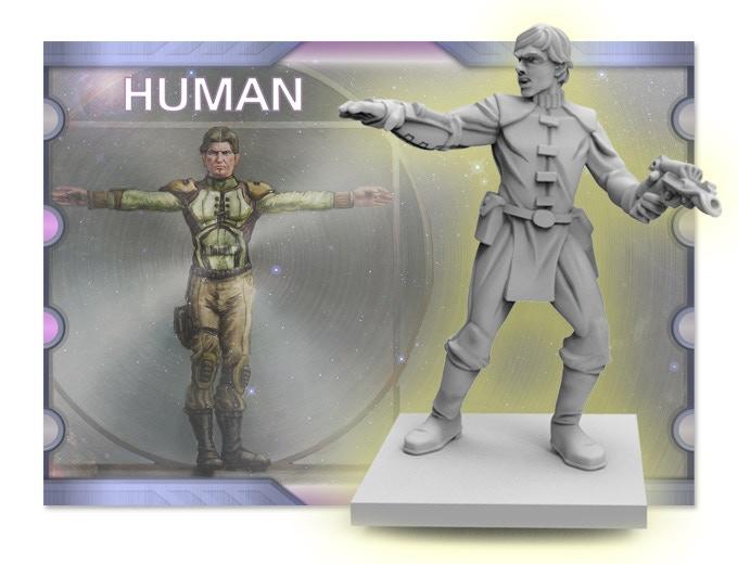 2 Human (standing pose)