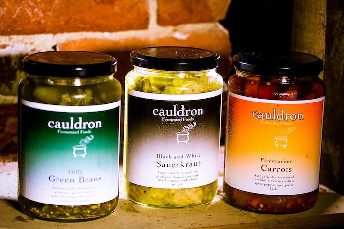 Cauldron Fermented Foods by Cauldron Fermented Foods