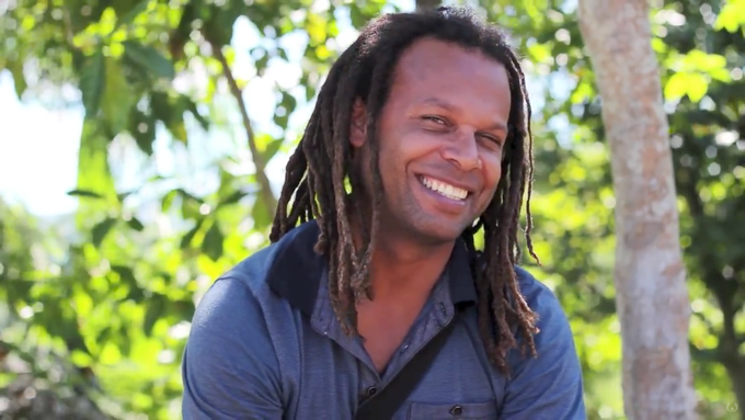 Lopez speaks a language called Nafasana, which has yet to be documented by linguists or recognized by his home nation, Vanuatu. Nafasana is therefore not taught in schools and lacks learning materials.