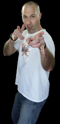 Chris Weedin:  Better Than a Sharp Stick in the Eye