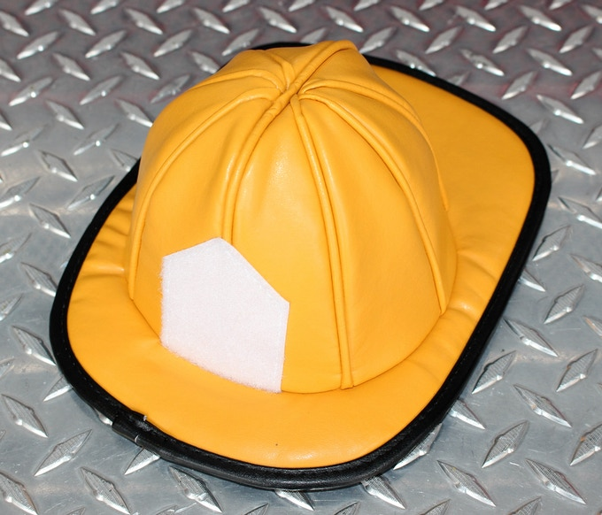 Brogan S Fire Helmet Headcovers By Brett Russell Kickstarter