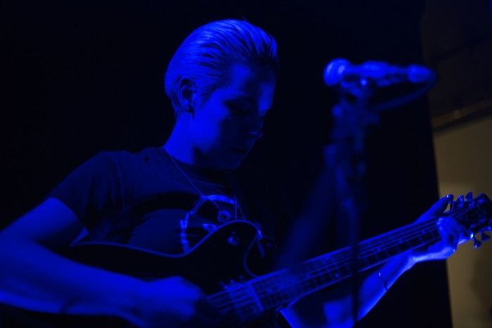 Dark Night composer Maica Armata