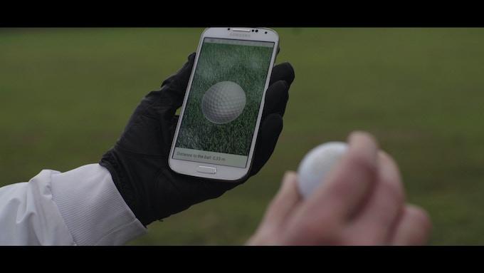 Ball finding