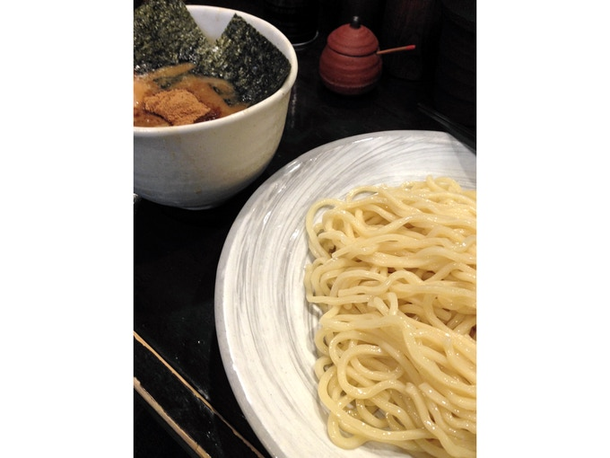 Famous noodles from Fuunji