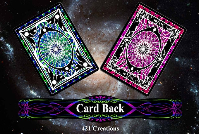 Super Stellar Card Backs!