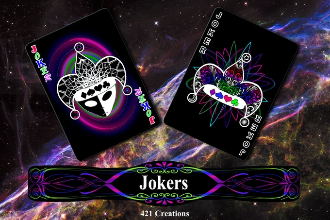 Far Out Jokers!