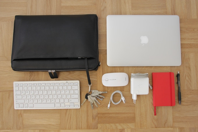 HELCY is the ultimate laptop case for the busy professional