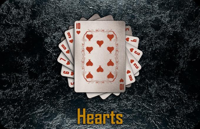 La Catrina - HEARTS