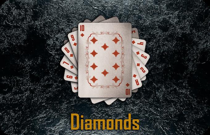 La Catrina - DIAMONDS
