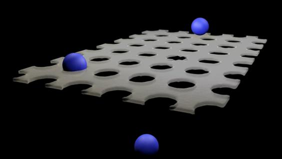 Ultradünne Carbon Nanomembran