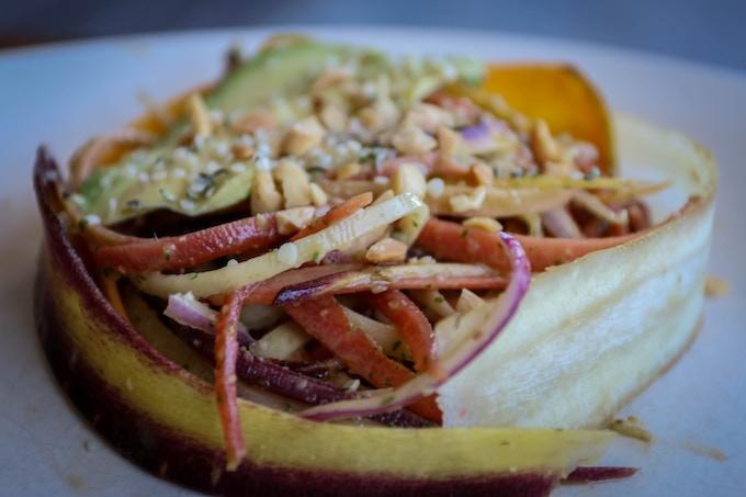 Thai Carrot Salad