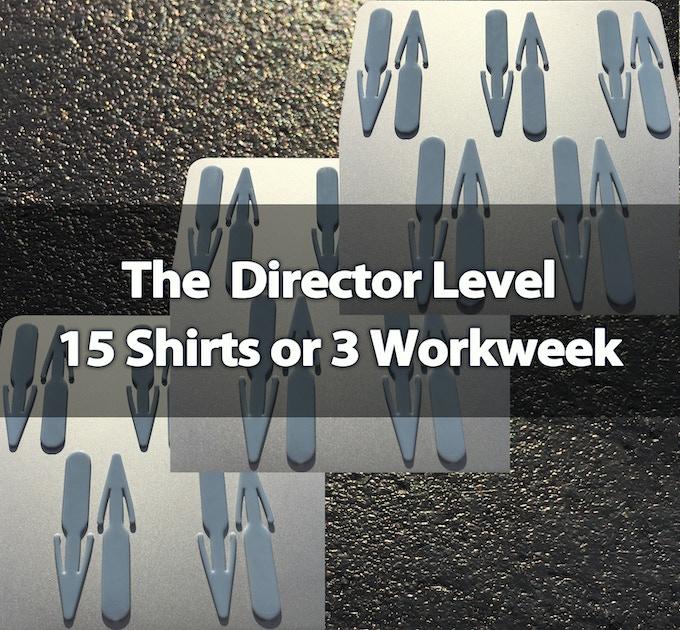 Director Level - 3 Workweeks