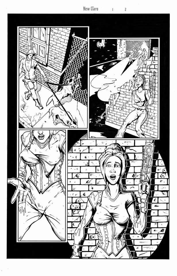 Page 2 Inks