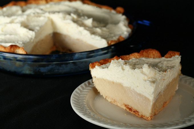 Earl Grey Pie: Caused one  (non-gluten-free) friend to actually cry, and rave about the heavens opening when he took his first bite. No joke.
