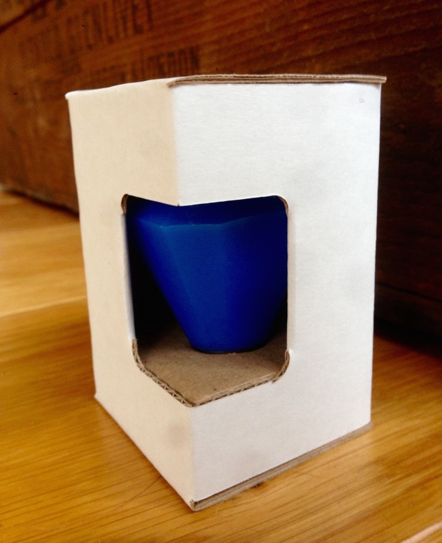 Individual Colour Filter/Diffuser Packaging Sample
