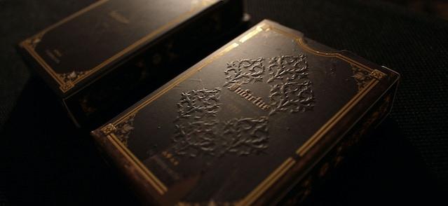 Indictus Playing Cards by Nicolai Aarøe — Kickstarter