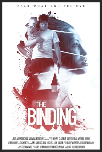 THE BINDING theatrical one-sheet