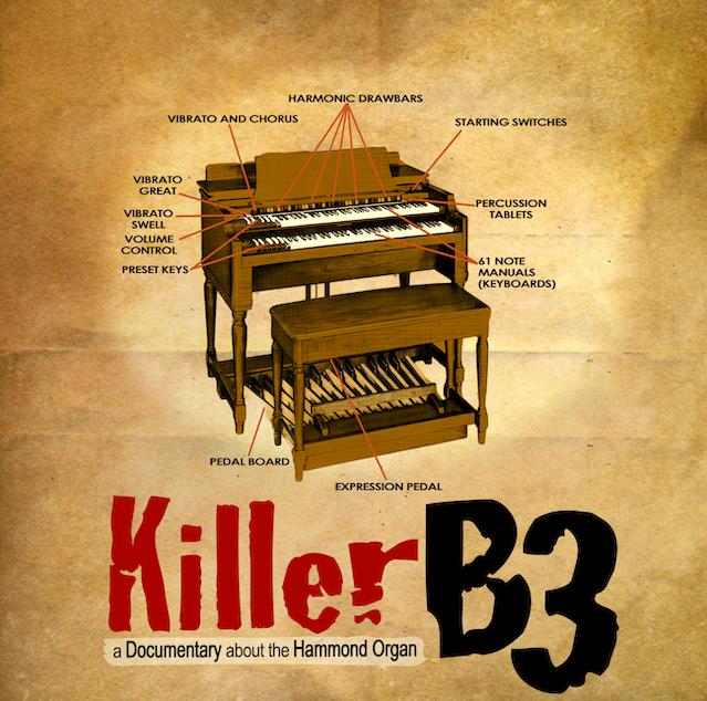 Hammond Organ Documentary by Murv Seymour & Joe Bamford