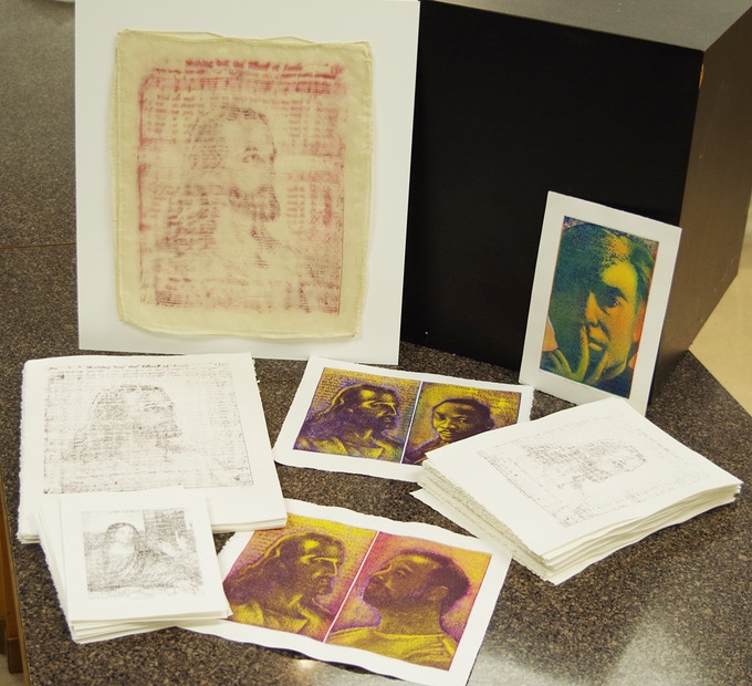 A Selection of the Various Print Rewards