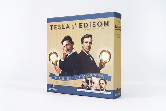 Tesla vs. Edison - Relive the War of Currents!