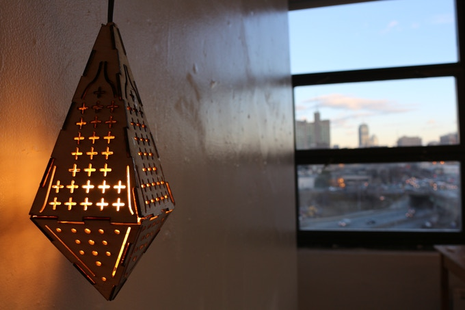 Venetian Lantern Installation By Alexander Golob Kickstarter