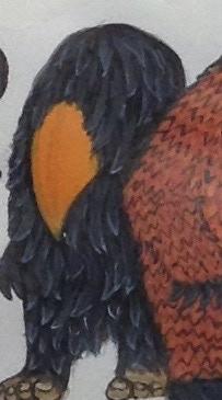Big footed Bird Wilybeast! Model still work in progress.