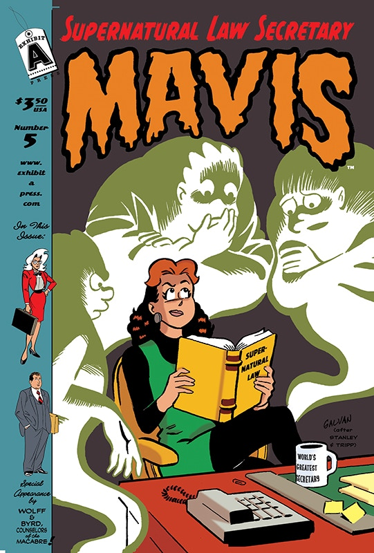Mavis 5