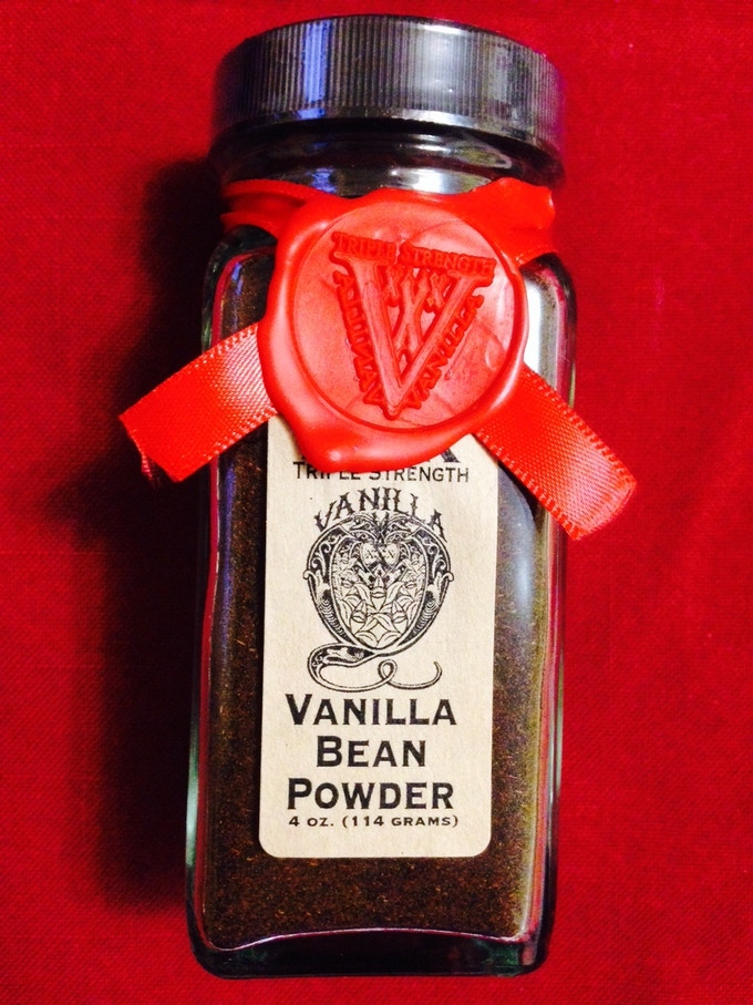 VANILLA POWDER!!!