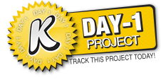 Kicktraq Day-1 Project