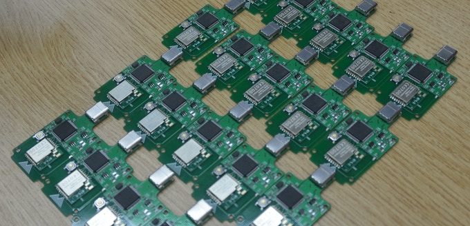 Carv tracker PCBs!