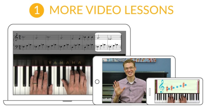 Hoffman Academy 2 0 - Online Piano Lessons for Everyone by