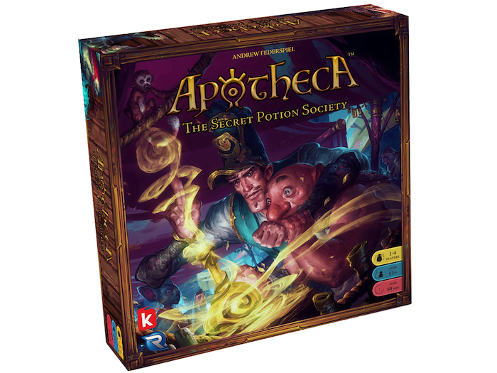 Now available at your FLGS and online!