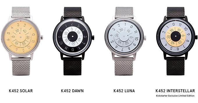 Series K452. 4 models.