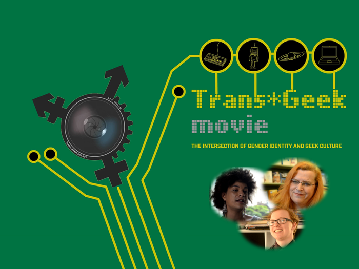 TransGeek Movie is telling the stories of challenge and opportunity that lies at the intersection of Trans Identity and Geek Culture.