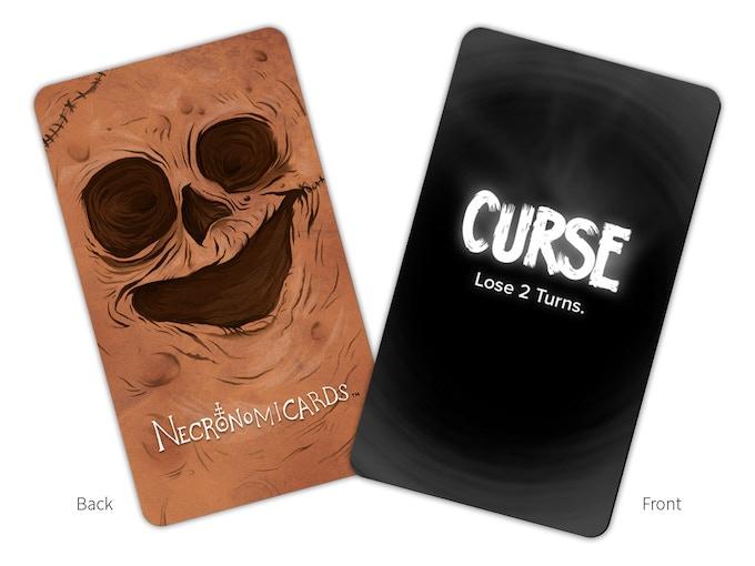 CURSE Cards
