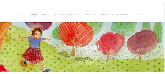 The Tessalation website