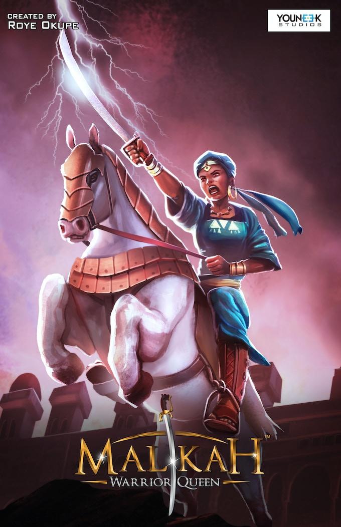 Malikah: Warrior Queen