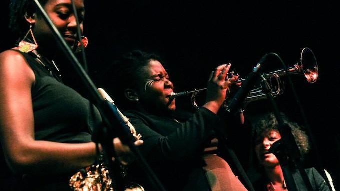 Nérija, Manchester Jazz Festival, BBC Introducing, BBC Radio Jazz on 3
