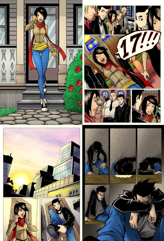 5 Seconds - Unlettered Pages
