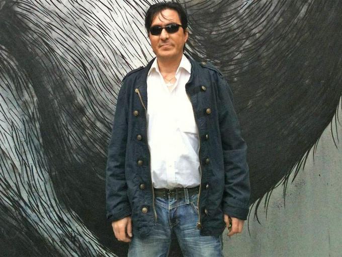 Bijan Ebrahimi - Image Courtesy of The Independant