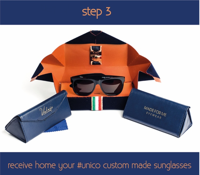 World First Custom Sunglasses From Your Phone To Your Face By Valni