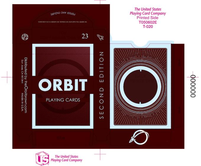 The Orbit Deck Second Edition By Chris Brown Kickstarter