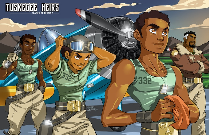 The Guys of Tuskegee Heirs