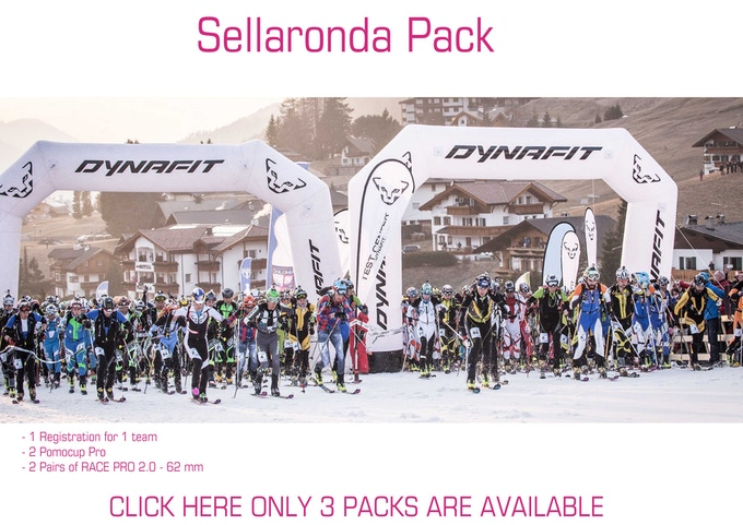 Sellaronda Exclisive Pack