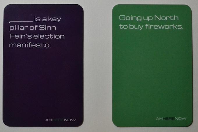 Sinn Fein's manifesto