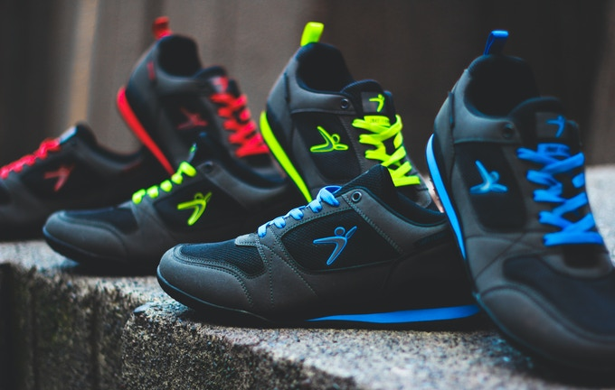 The final version of the Take Flight Ultra in all 3 inagural colors.