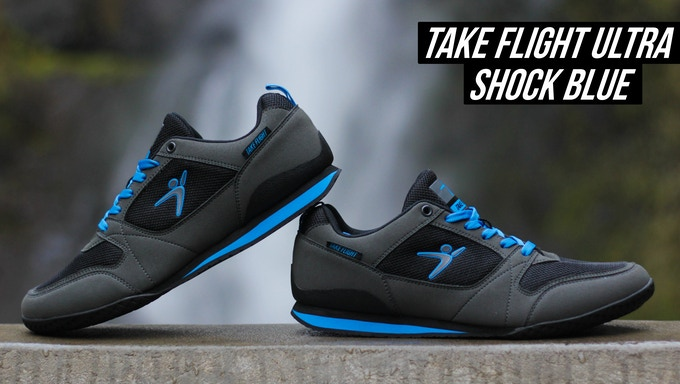 Take Flight Ultra - Shock Blue