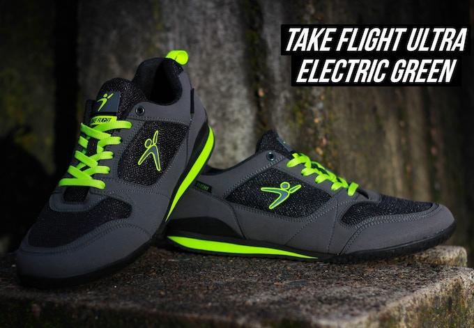 Take Flight Ultra - Electric Green