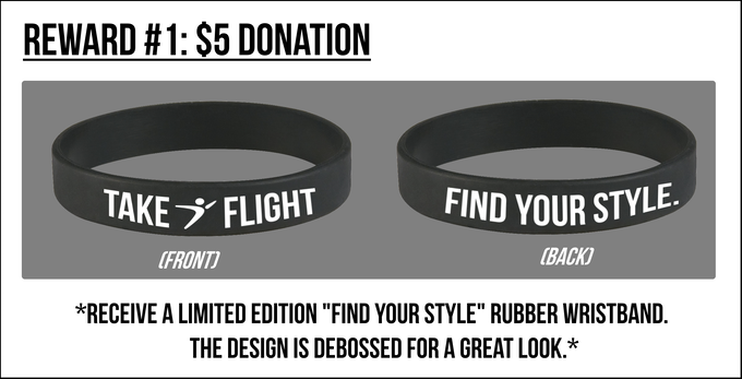 Donate $5 towards our project, and you'll receive this!